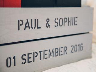 Sophie & Paul's wedding 1