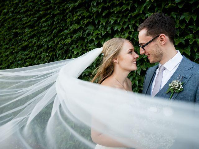 Jen & Joe's wedding