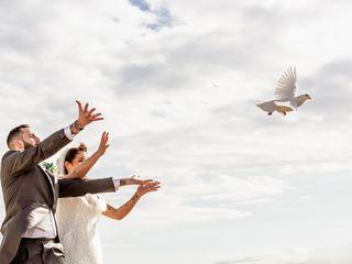 Gemma & Kristopher's wedding