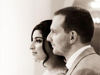 Fatima & Nick's wedding