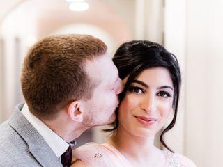 Fatima & Nick's wedding