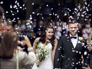 Katie & Paul's wedding