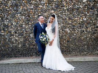 Alicia & Michael's wedding
