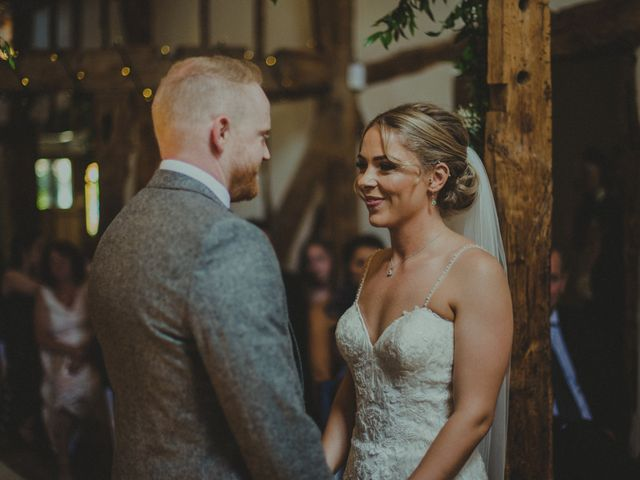 Vanesssa and Dave's Wedding in Congleton, Cheshire 7