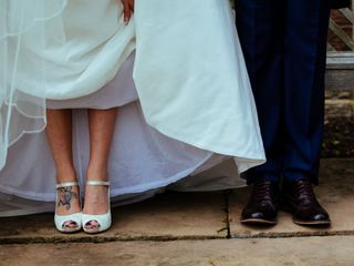 Alex & Charlotte's wedding 1