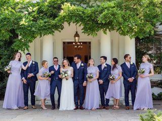 Lucy & David's wedding