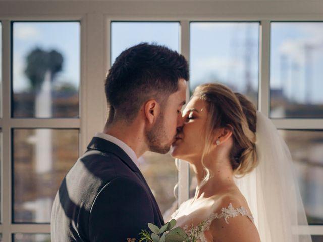 Albert & Bianca's wedding