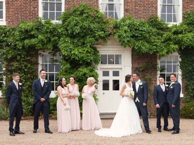 Alison & Carl's wedding