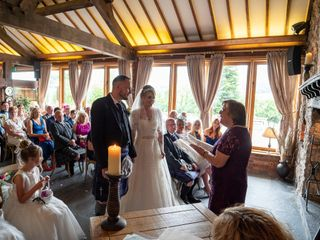 Leah & Paul's wedding 1