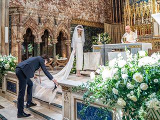 Sara & Julio's wedding 1