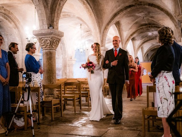 Joel and Emily's Wedding in Canterbury, Kent 26