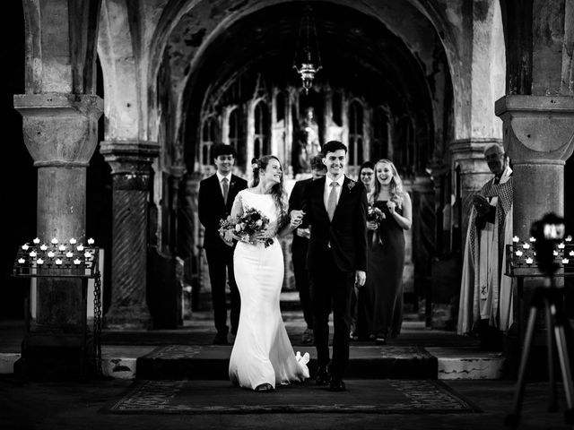 Joel and Emily's Wedding in Canterbury, Kent 55