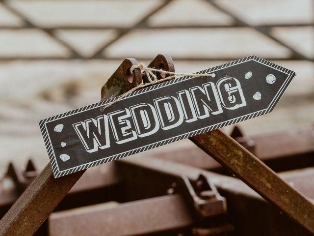 Hannah & Jack's wedding