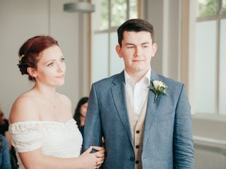 Bethan & Nikolay's wedding