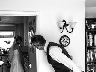Josh & Sarah's wedding 1