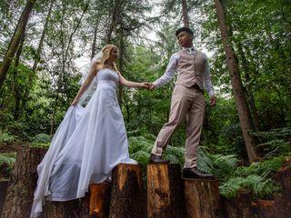 Josh & Sarah's wedding