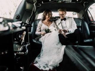 Melita & Cameron's wedding