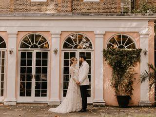 Charlotte & Max's wedding
