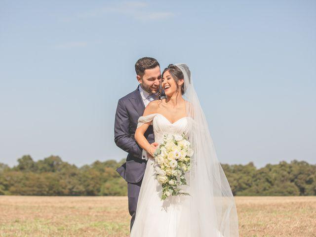 Adam & Zoe's wedding