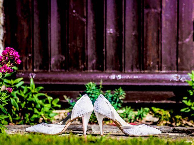 Eddward and Steph's Wedding in Buckingham, Buckinghamshire 11