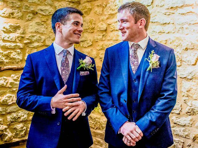 Eddward and Steph's Wedding in Buckingham, Buckinghamshire 23