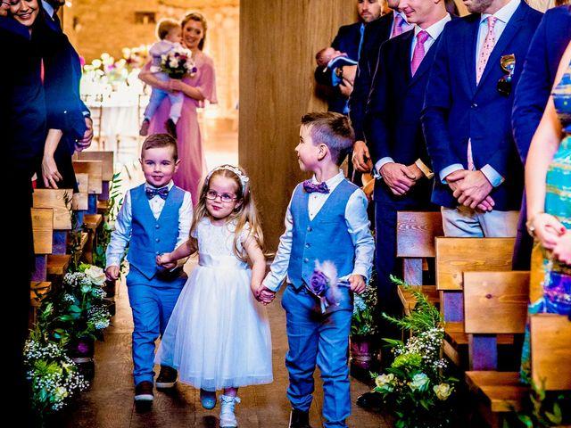 Eddward and Steph's Wedding in Buckingham, Buckinghamshire 25