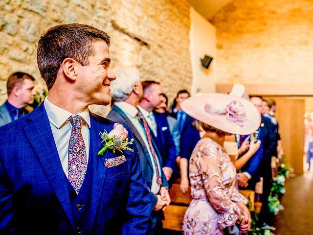 Eddward and Steph's Wedding in Buckingham, Buckinghamshire 26