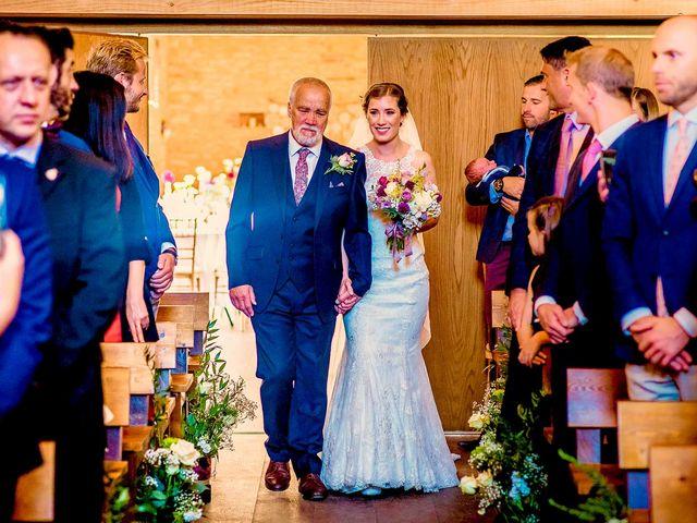 Eddward and Steph's Wedding in Buckingham, Buckinghamshire 27