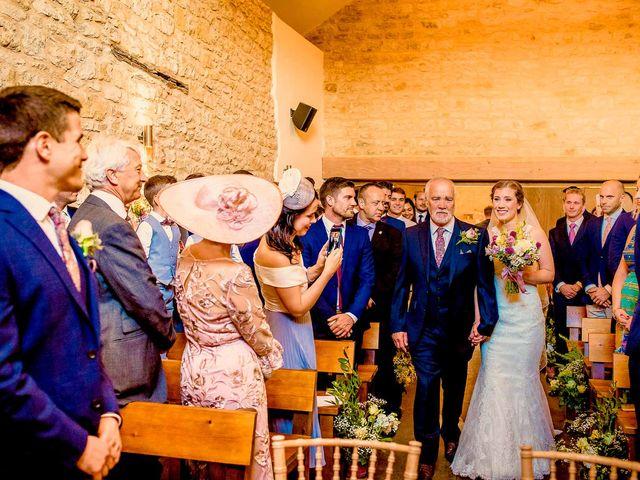 Eddward and Steph's Wedding in Buckingham, Buckinghamshire 28