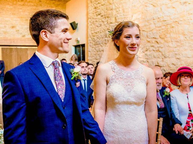 Eddward and Steph's Wedding in Buckingham, Buckinghamshire 30