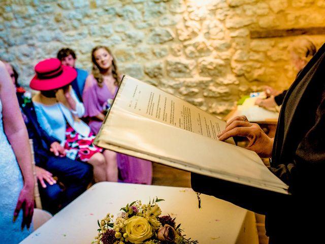 Eddward and Steph's Wedding in Buckingham, Buckinghamshire 31