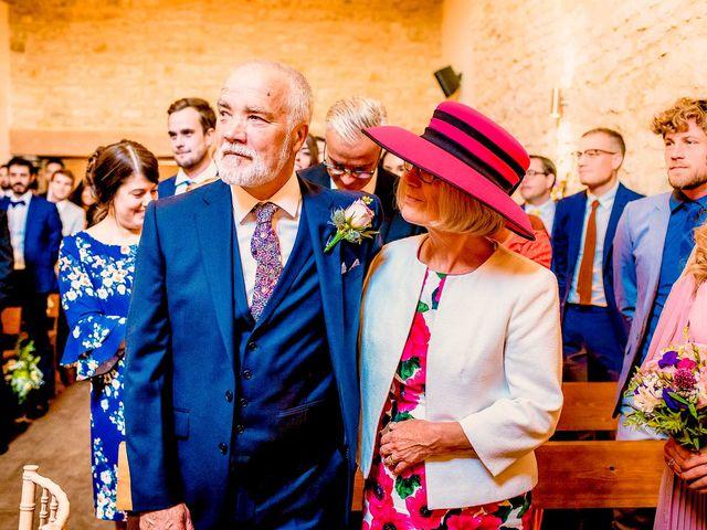 Eddward and Steph's Wedding in Buckingham, Buckinghamshire 33