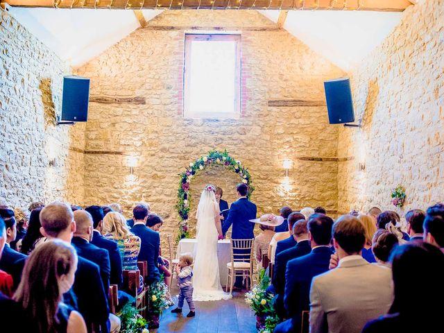 Eddward and Steph's Wedding in Buckingham, Buckinghamshire 35