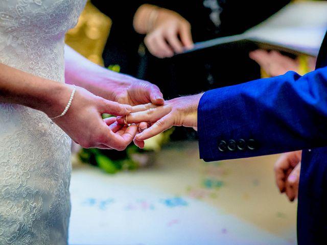 Eddward and Steph's Wedding in Buckingham, Buckinghamshire 36