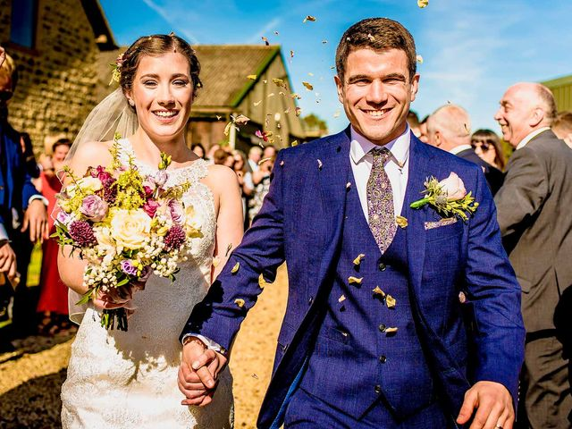 Eddward and Steph's Wedding in Buckingham, Buckinghamshire 40