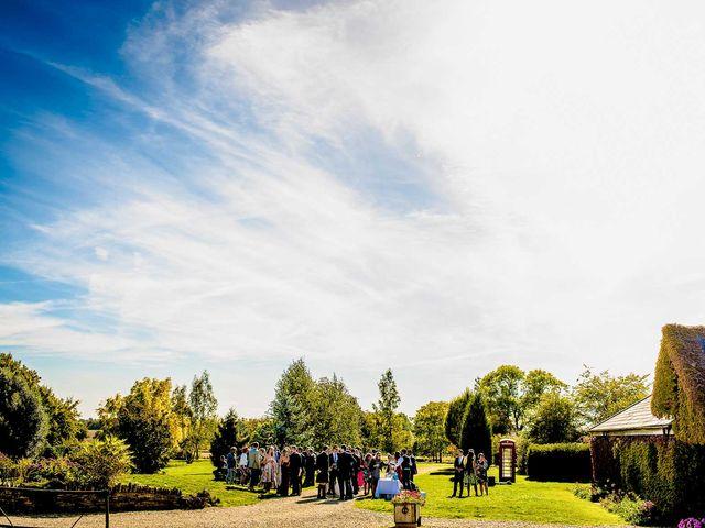 Eddward and Steph's Wedding in Buckingham, Buckinghamshire 47