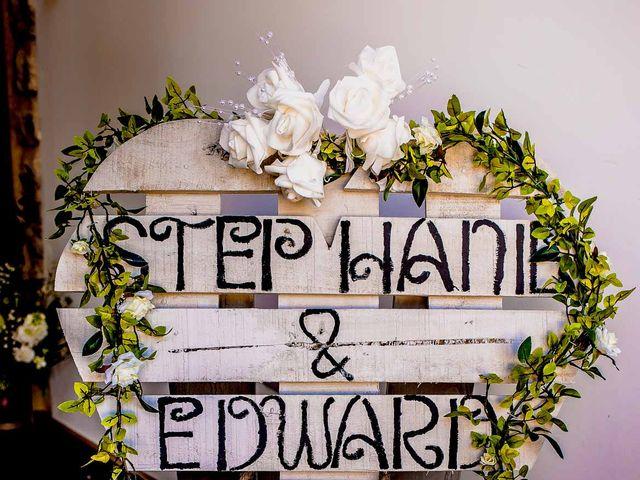 Eddward and Steph's Wedding in Buckingham, Buckinghamshire 50