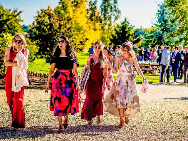 Eddward and Steph's Wedding in Buckingham, Buckinghamshire 55