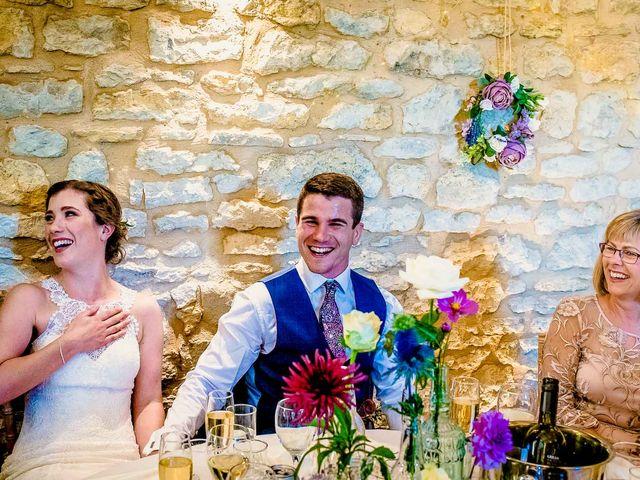 Eddward and Steph's Wedding in Buckingham, Buckinghamshire 60