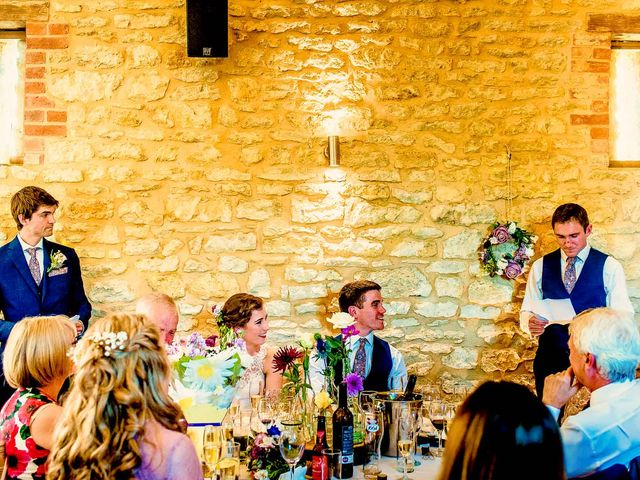 Eddward and Steph's Wedding in Buckingham, Buckinghamshire 65