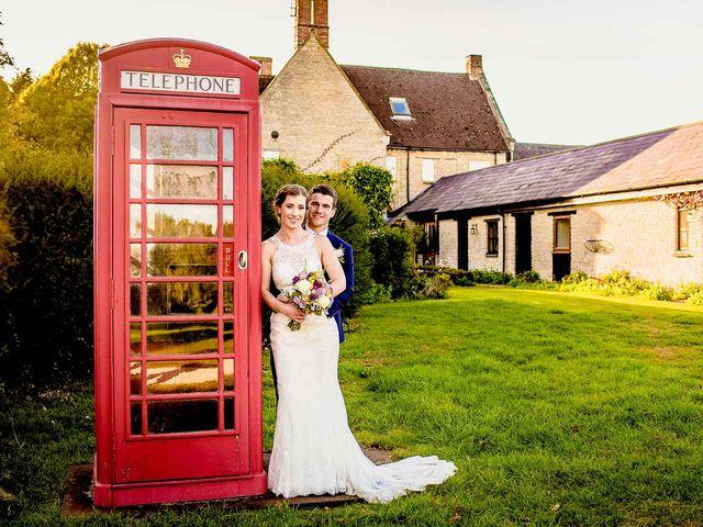 Eddward and Steph's Wedding in Buckingham, Buckinghamshire 66