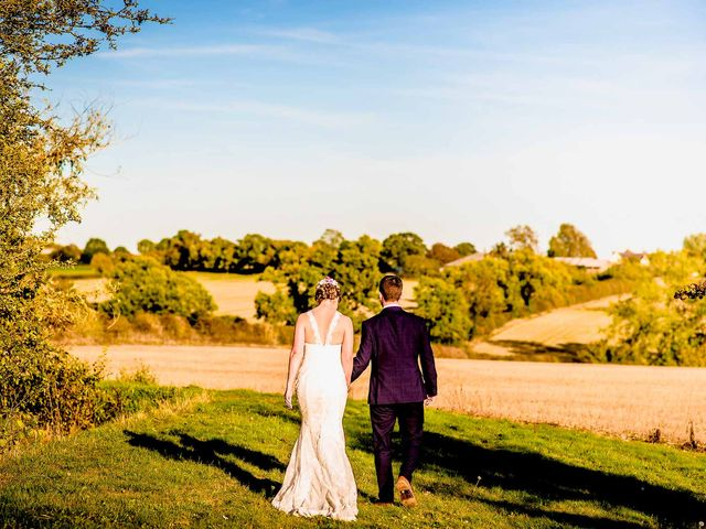 Eddward and Steph's Wedding in Buckingham, Buckinghamshire 68