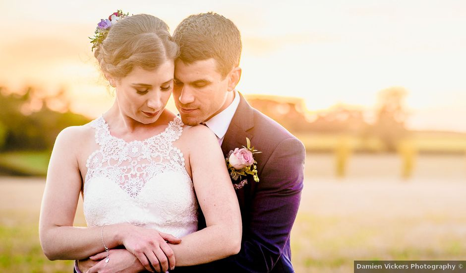 Eddward and Steph's Wedding in Buckingham, Buckinghamshire