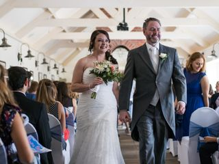 Aimee & Paul's wedding 1