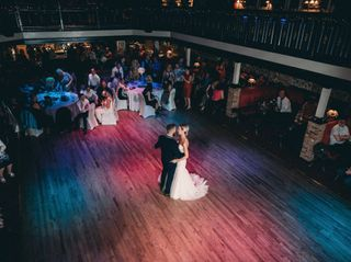 Louise & Craig's wedding 2