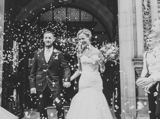 Louise & Craig's wedding