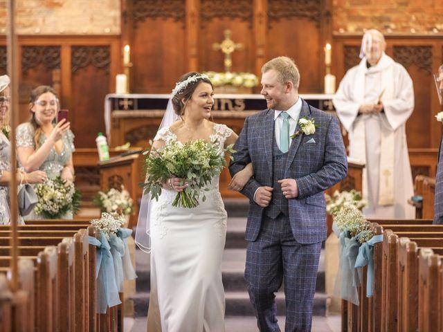 Lauren & Jack's wedding