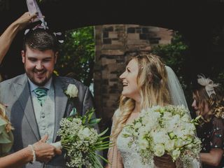 Mathew & Hannah's wedding 3