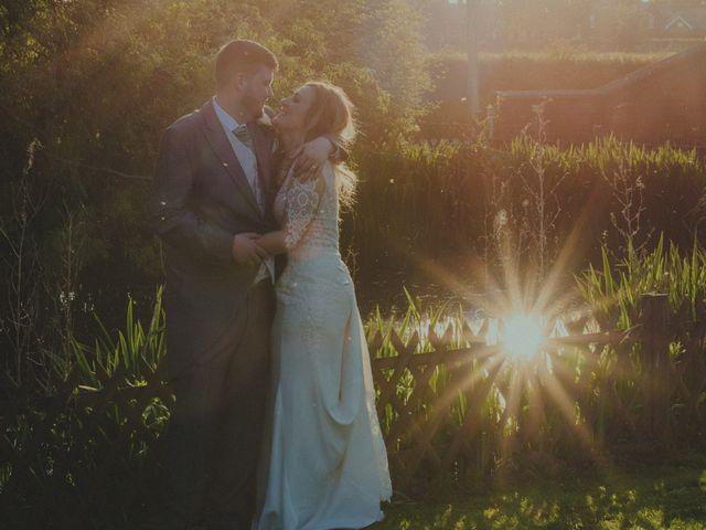 Mathew & Hannah's wedding