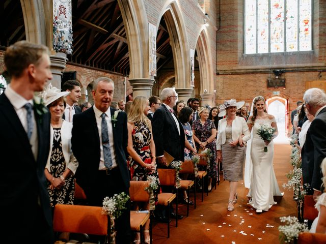 Matt and Amy's Wedding in Sittingbourne, Kent 31